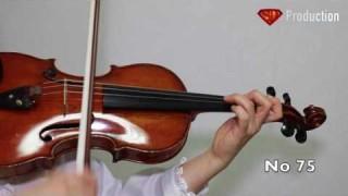 Hohmann Violin book 1 (No 75) 호만 바이올린 교본 제1권 (75번)