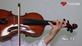 Hohmann Violin book 1 (No 72~74) 호만 바이올린 교본 제1권 (72~74번)