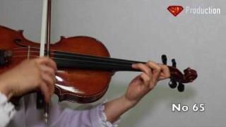 Hohmann Violin book 1 (No63~65) 호만 바이올린 교본 제1권 (63~ 65번)