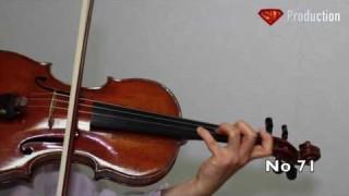 Hohmann Violin book 1 (No66~71) 호만 바이올린 교본 제1권 (66~71번)